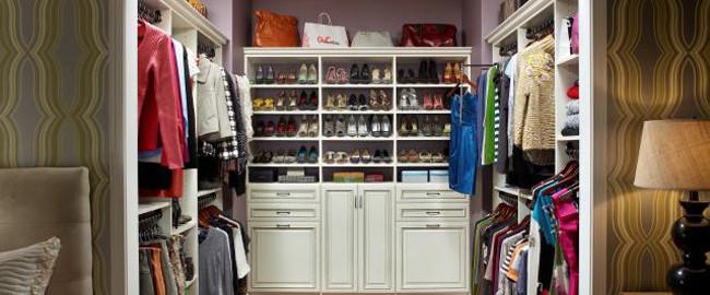 You Are Here: Home / What We Do / ClosetMaid Closets